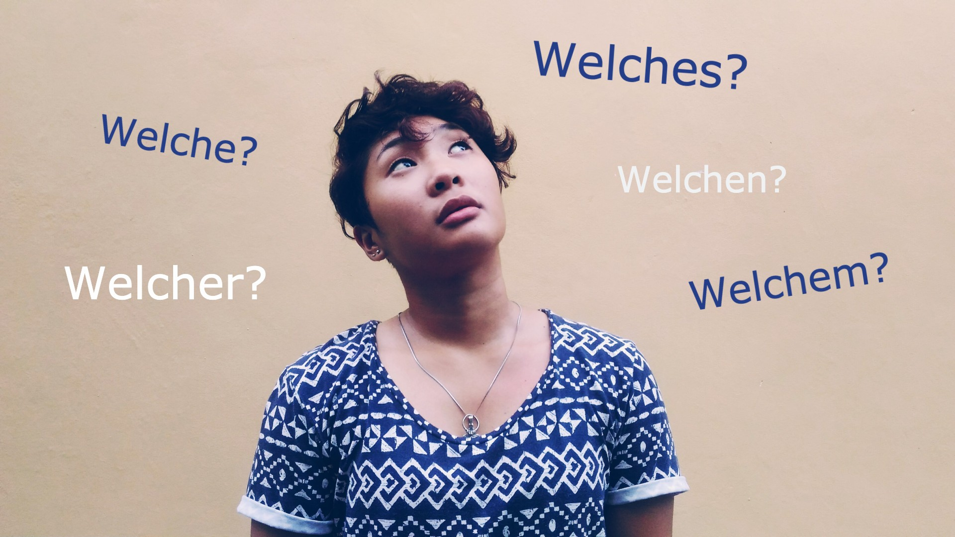 """How to use which – """"welch-"""" in German"""